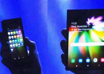 Infinity Flex Display by Samsung