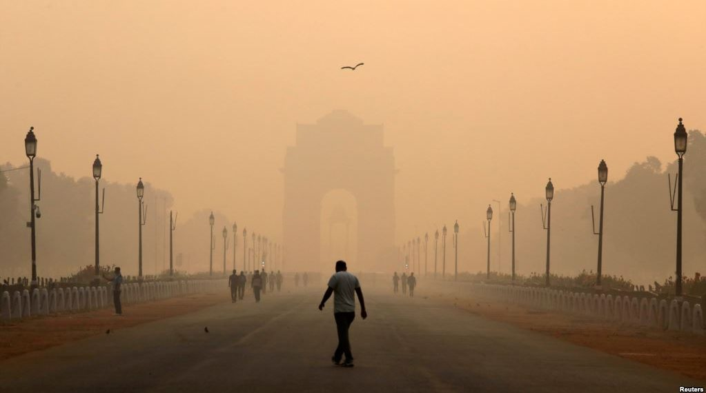 , Indian students develop app to measure Delhi air quality