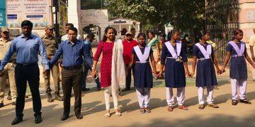 M'bhanj marks World Toilet Day with human chain, marathon