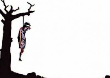 Another farmer committs suicide