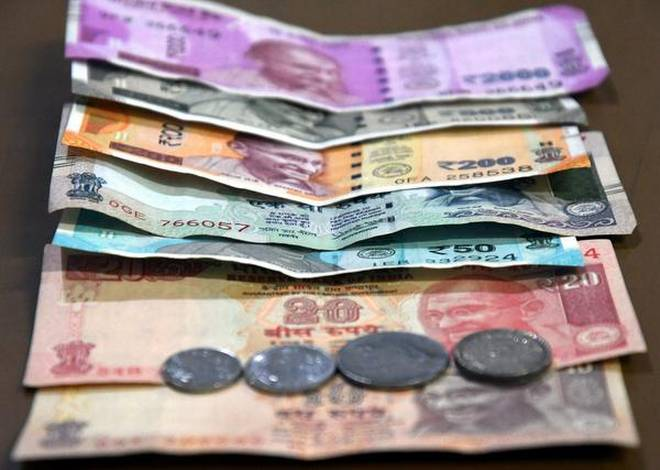 , Rupee gains 9 paise against dollar in early trade