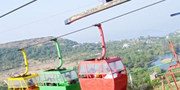 Ropeway service at Patali Srikhetra shrine soon