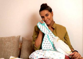 Instagram image of Neha Dhupia
