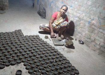 Phulapokhari potters