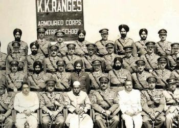 Approximately 1.5 million Indian soldiers served in World War One