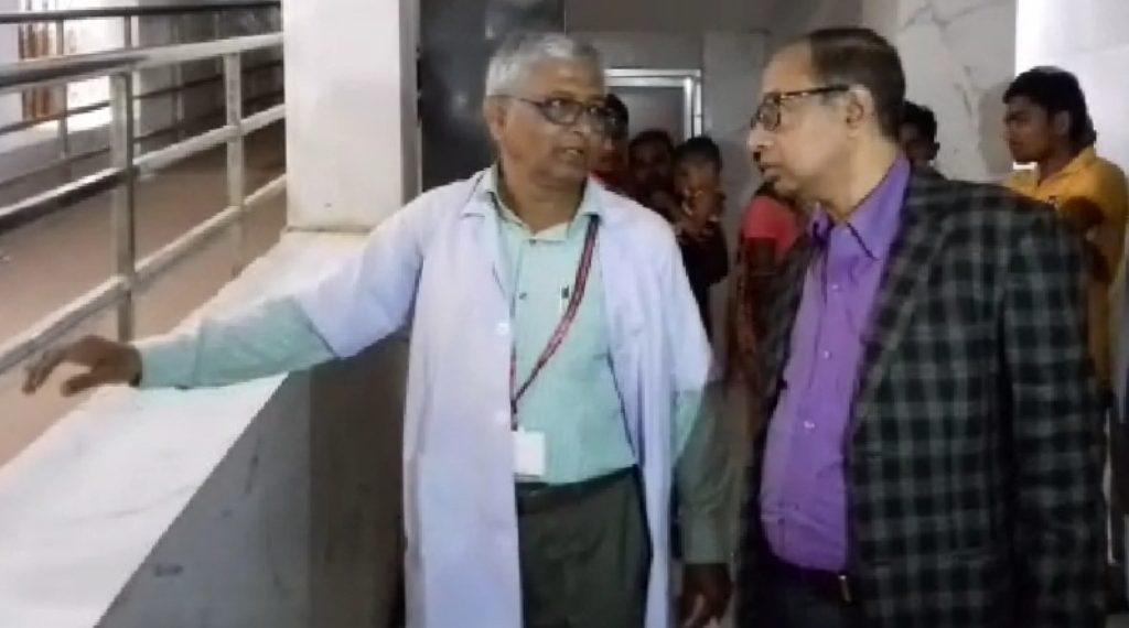 , MCI team visits Bolangir Medical College