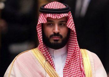 Saudi crown prince Mohammed bin Salman. File pic.