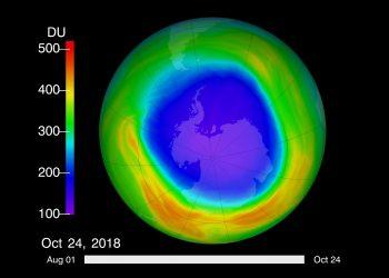 Ozone scale.