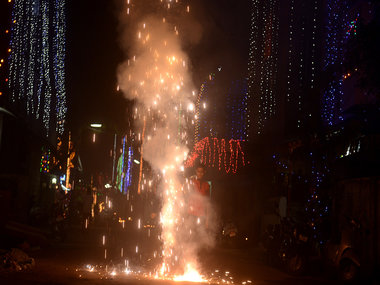 , Delhi records worst air quality of year after Diwali