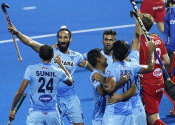 India men's field hockey