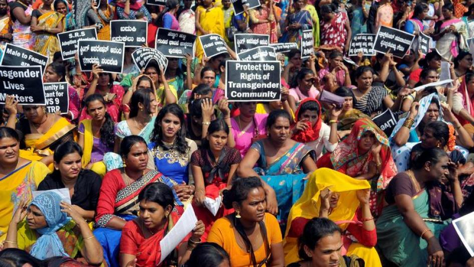 The Transgender Persons Bill was passed on Monday by India's lower house of parliament - where the ruling party holds a majority - and is expected to be tabled in the upper house before its winter session ends on Jan. 8.