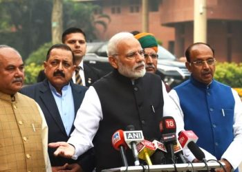 Utilise Winter Session for public interest: PM to political parties