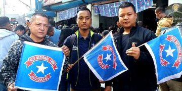 MNF wins Mizoram, Congress' last Northeast state