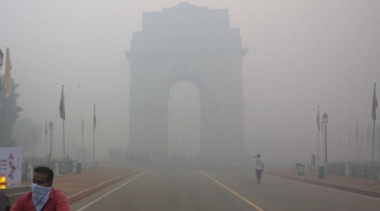 , Delhi records 3.7 degrees C, air quality 'severe'