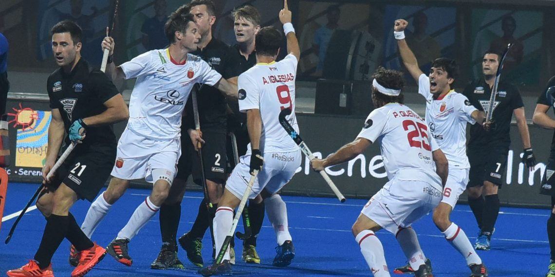 , Black Sticks qualify for cross-overs after draw