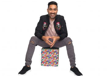 Udyan Sagar - better known by his stage name Nucleya