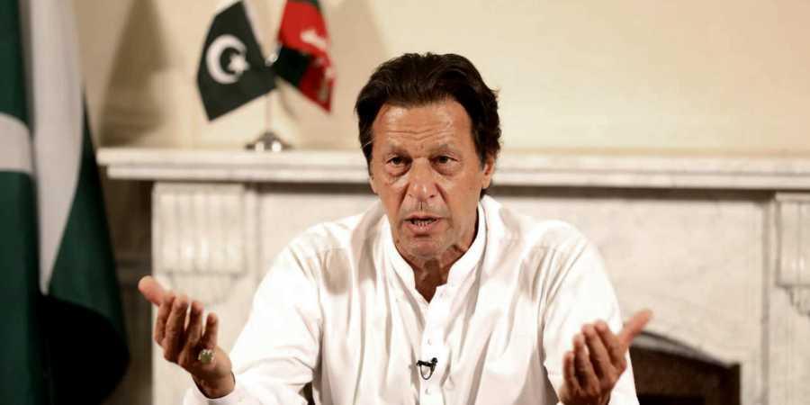, India tried to politicize Kartarpur border opening: Imran Khan