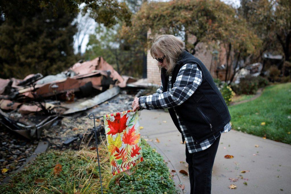 , California wildfire survivors face new challenge: rebuilding