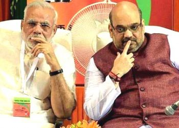 Narendra Modi and Amit Shah (REP. Image)