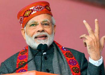 Prime Minister Narendra Modi (TWITTER)