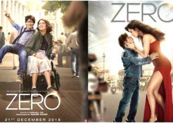 ZERO film poster.