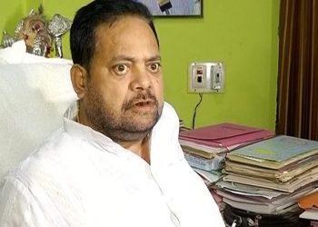 Pradeep Maharathy. File Pic
