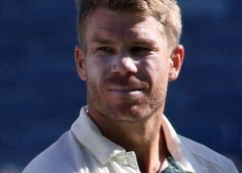 Australian cricketer David Warner (IANS)