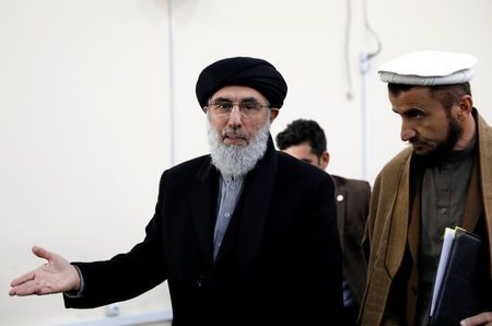 Former Afghan warlord enters presidential race - OrissaPOST