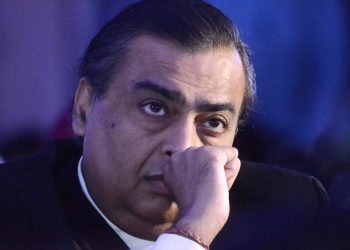 Reliance Industries chairman Mukesh Ambani (PTI)