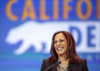 Democrat Kamala Harris, the first Indian-American to serve in the US Senate (AFP)