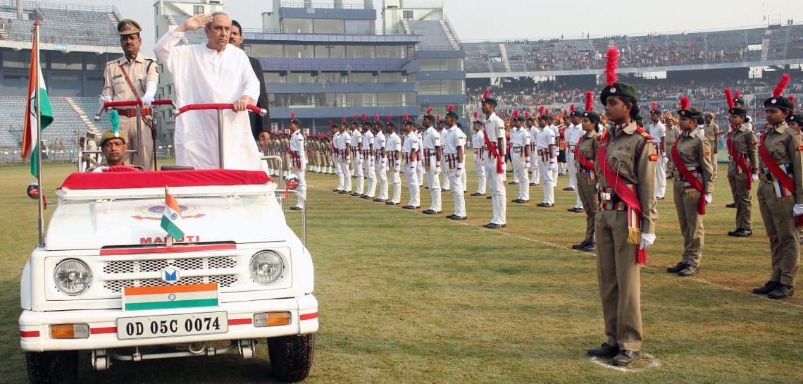 , Odisha celebrates R-Day, CM highlights development