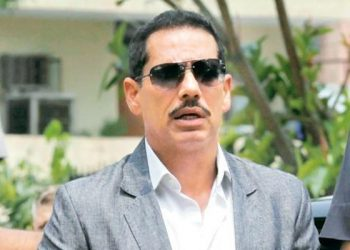 Robert Vadra's close aide Manoj Arora presented himself for questioning Monday morning. (PTI)