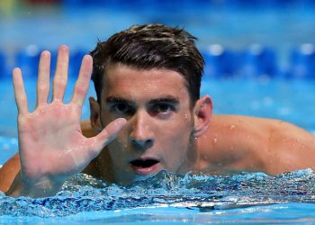 Michael Phelps has won 23 Olympic gold medals including the record-making haul of eight at Beijing in 2008