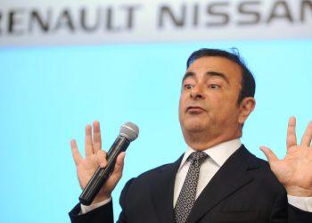Ex Nissan boss Carlos Ghosn