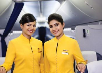 Jet Airways staff (representational image)