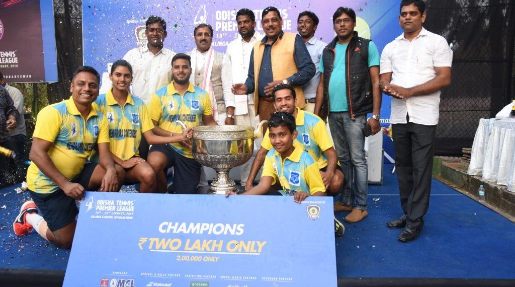 Kendrapara emerge champions - OrissaPOST