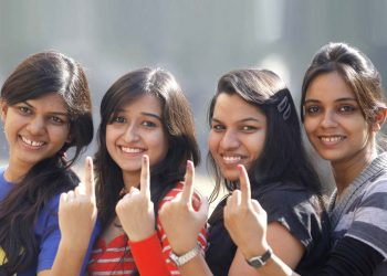 Indian-NATIONAL VOTERS DAY