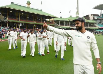 Virat Kohli and the Indian team have retained their top positions in the ICC Test ranking charts