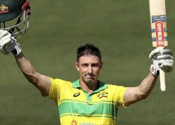 Shaun Marsh scored a brilliant century for Australia