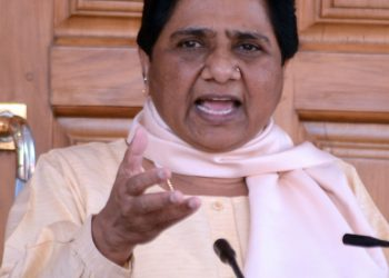Bahujan Samaj Party (BSP) supremo Mayawati. (IANS)