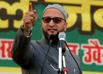 All India Majlis-E-Ittehadul Muslimeen (AIMIM) chief Asaduddin Owaisi