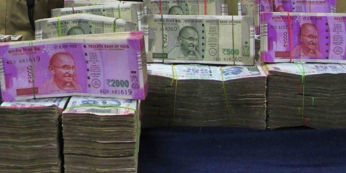 Rupee slips 16 paise to 69.10 vs USD in early trade