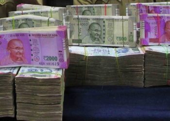 Rupee slips 10 paise to 68.54 vs USD in early trade