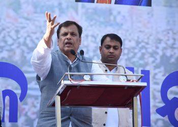 Shrikanta Kumar Jena. (File pic)