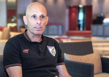 Indian football team's head coach Stephen Constantine has resigned