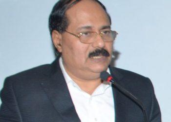 Nalco CMD Tapan Kumar Chand