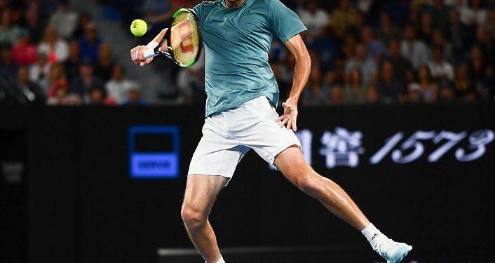 Stefanos Tsitsipas put up a stunning display to beat Federer