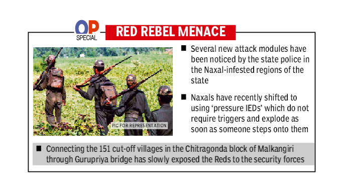 , Naxals change strategy to escalate offensive