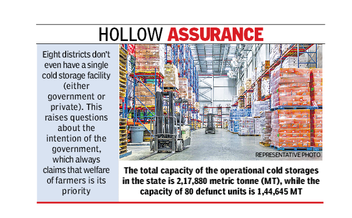 BJD's cold storage promise still in cold store - OrissaPOST