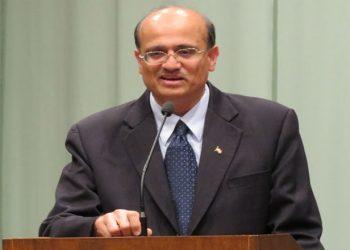 Foreign Secretary Vijay Gokhale